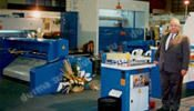 International exhibition participation at Hannover